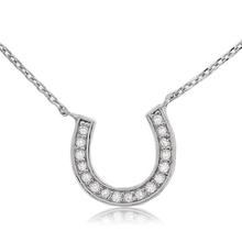 Sterling Silver .925 Horseshoe Pendant