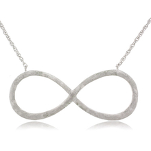 Sterling Silver .925 Infinity Pendant
