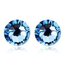 Incredible Blue Swarovski Earrings