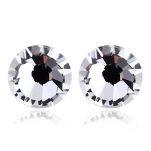 Incredible White Swarovski Earrings