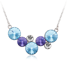 Beautiful Swarovski Crystals Necklace