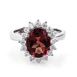 Zultanite Ring Sterling Silver