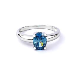 Alexandrite Silver Ring
