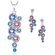 Pretty Necklace & Earring Set